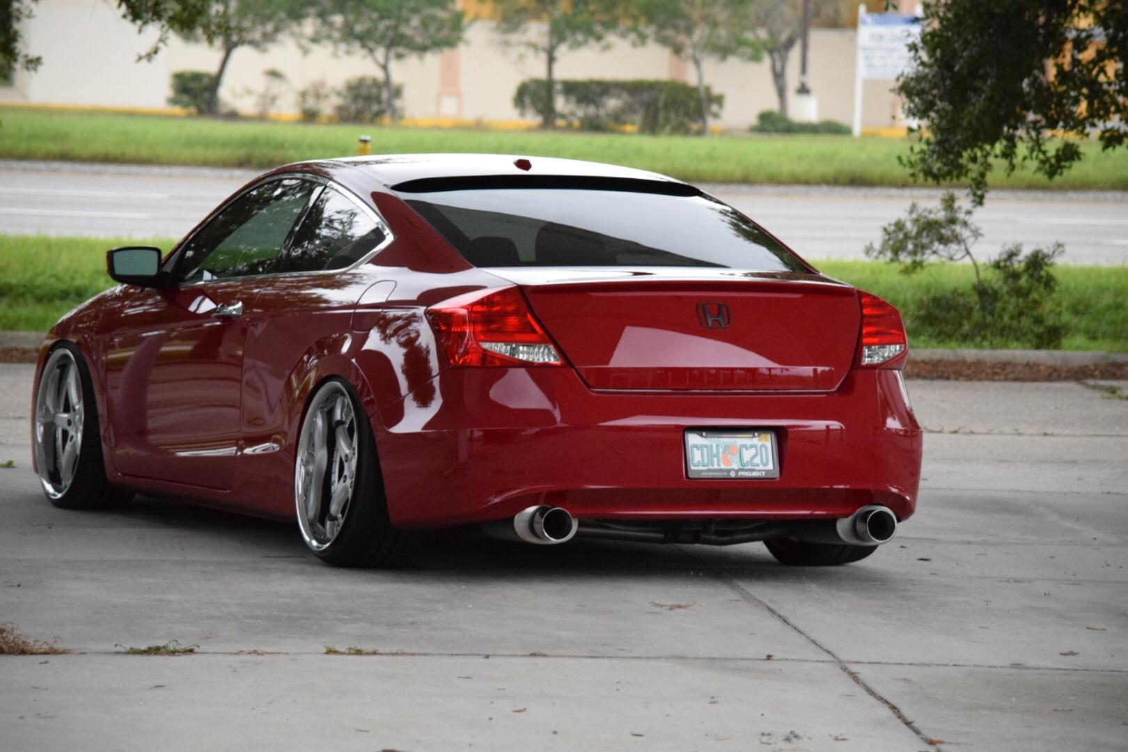 Brandon Feltisu0027 2012 EX L V6 Coupe