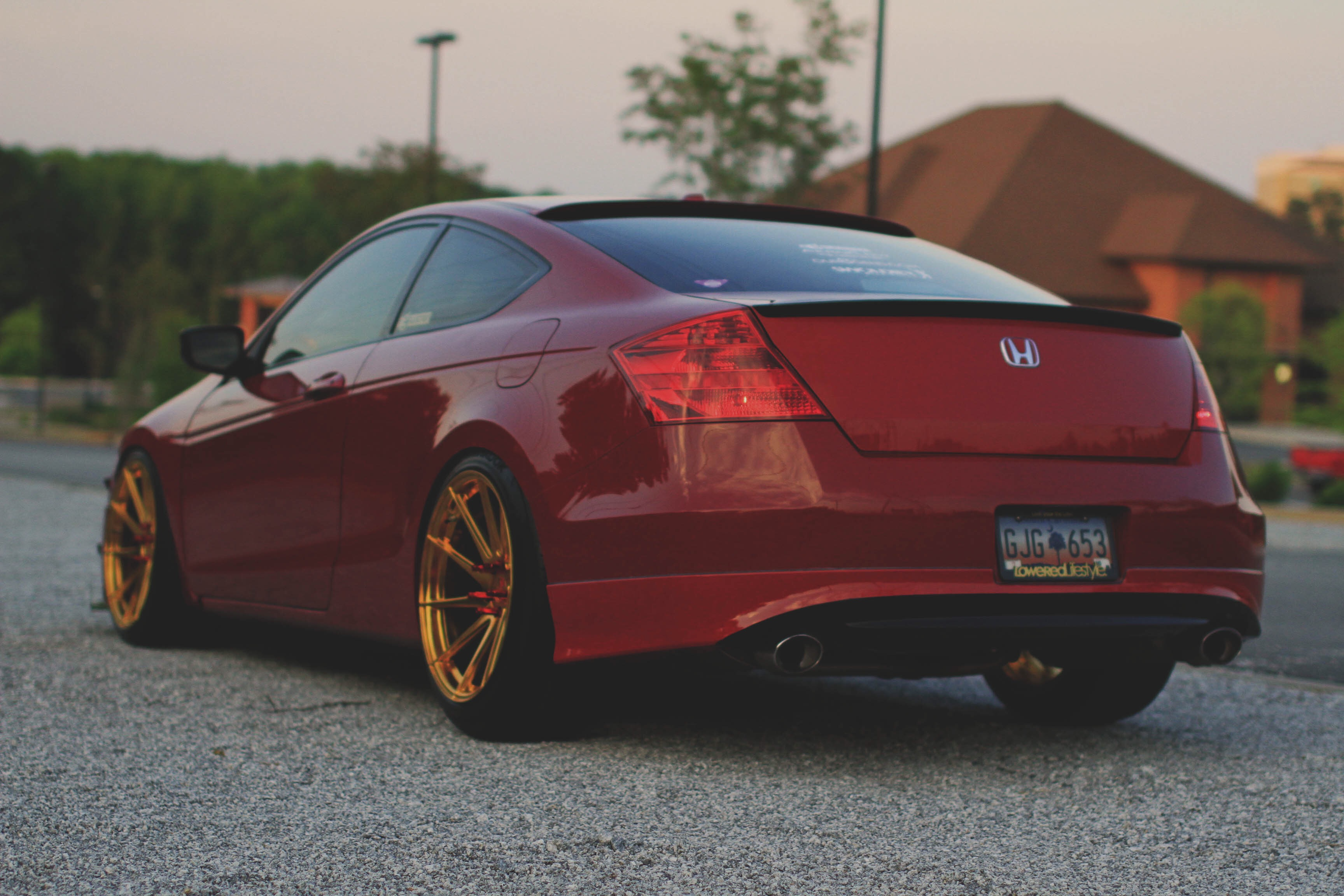 Honda Accord Ex-L >> Melvin Gutierrez's 2009 EX-L V6 Coupe – Our8thGens